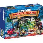 PLAYMOBIL® 70322 Adventskalender Schatzsuche in der Piratenbucht, bunt