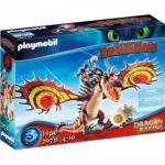 Playmobil® 70731 - Dragon Racing: Rotzbakke und Hakenzahn - Playmobil® Dragons