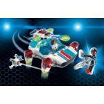 Playmobil 9002 - FulguriX mit Agent Gene (Super4)