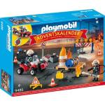 """PLAYMOBIL® 9486 Adventskalender """"Feuerwehreinsatz auf der Baustelle"""""""