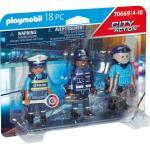 PLAYMOBIL® City Action 70669 Figurenset Polizei, bunt