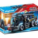 PLAYMOBIL® City Action 9360 SEK-Truck mit Licht und Sound, bunt