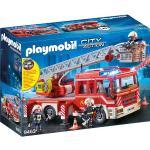 PLAYMOBIL® City Action 9463 Feuerwehr-Leiterfahrzeug, rot