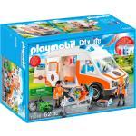 Playmobil® CITY LIFE 70049 Rettungswagen mit Licht und Sound