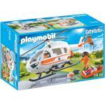 Playmobil City Life - Rescue Helicopter