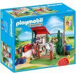 PLAYMOBIL® Country 6929 Pferdewaschplatz, bunt