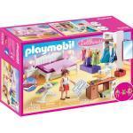 PLAYMOBIL® Dollhouse 70208 Schlafzimmer mit Nähecke, bunt
