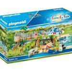 PLAYMOBIL® Family Fun 70341 Mein großer Erlebnis-Zoo, bunt