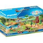 PLAYMOBIL® Family Fun 70342 Erlebnis-Streichelzoo, bunt