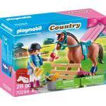 """Playmobil Geschenkset """"Reiterhof"""" Themenwelt: Bauernhof (4+)"""