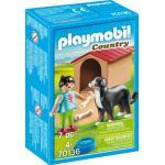 Playmobil Hofhund mit Hütte Themenwelt: Bauernhof (4+)