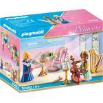 Playmobil® Konstruktions-Spielset »Musikzimmer (70452), Princess«, (35 St), Made in Europe