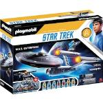 Playmobil Konstruktions-Spielset Star Trek - U.S.S. Enterprise NCC-1701, (148 St.), Made in Europe bunt Kinder Bausteine Bausätze Bauen Konstruieren
