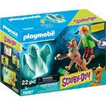 Playmobil - Scooby-Doo - Scooby & Shaggy with Ghost (70287) Bunt