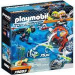 Playmobil® Spielzeug-Unterwasserfahrzeug »PLAYMOBIL® 70003 - Top Agents - Spy Team Sub Bot«