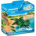 Playmobil Zoo - Alligator with Babies