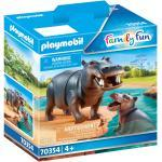 Playmobil Zoo - Hippo with Calf
