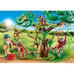 Playmobil Zoo - Orangutans with Tree