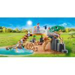 Playmobil Zoo - Outdoor Lion Enclosure