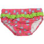 Playshoes Kinder-Windel-Badehose in Gr. 62/68, pink, meadchen