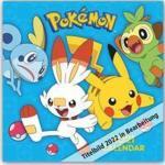 Pokémon 2022 - Wandkalender