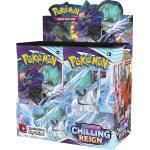 Pokemon Chilling Reign SWSH 6 Display Englisch 36 Booster Packs