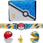 Pokemon - Clip'N'Go - Bandolier Set - Pikachu (PKW0028) Bunt