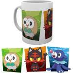 "Pokémon Tasse ""Alola Partners"""