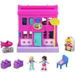 Polly Pocket GGC30 - Pollyville Restaurant, Spielzeug ab 4 Jahren