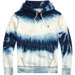 Polo Ralph Lauren Herren Sweatshirt mit Kapuze, denim, Gr. S
