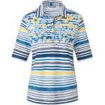 Polo-Shirt Rabe blau