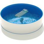Pool Total - Rundbecken Ø 5,00 x 1,35 m, Folie blau 0,8 mm