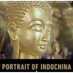 Portrait of Indochina (Wall Calendar 2020 300 × 300 mm Square)
