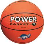 Power Basket Basketball Trainingsball Indoor Outdoor Kinder Größe 7 ORANGE