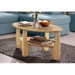 Premium collection by Home affaire Couchtisch, aus Massivholz Wildeiche oder Kernbuche FSC-zertifiziert beige Couchtisch Holz-Couchtische Holztische Tische