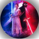 Premium Esspapier Tortenaufleger Tortenbild Geburtstag Star Wars L14