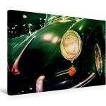 Premium Textil-Leinwand 45 cm x 30 cm quer Oldtimer aus [4059478023284] Porsche 356 1964