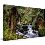 Premium Textil-Leinwand 45 cm x 30 cm quer St. Columba Falls in [4059478179448] Australien - Best of Down Under