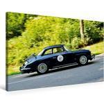 Premium Textil-Leinwand 75 cm x 50 cm quer Porsche 356 Karmann [4059477111456]
