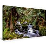 Premium Textil-Leinwand 75 cm x 50 cm quer St. Columba Falls in [4059478179431] Australien - Best of Down Under