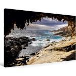 Premium Textil-Leinwand 90 cm x 60 cm quer Admiral's Arch auf [4059478180130] Australien - Best of Down Under