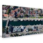 Premium Textil-Leinwand 90 cm x 60 cm quer Luftaufnahme vom [4059478614772]