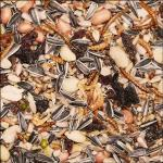 Premium Wildvogelfutter mit Insekten, Shrimps & Rosinen (Packungsgröße: 2.5 kg)