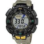 PRG-240-5ER Pro Trek Outdoor Herren-Armbanduhr Khaki