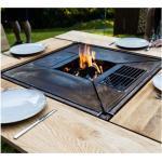 PRIMA TERRA Grilleinsatz CALIDO für Grilltisch und Feuerschale