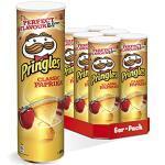 Pringles Classic Paprika   Paprika Chips   6er Party-Pack (6 x 200g)