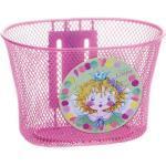 Prinzessin Lillifee Fahrradtasche » Fahrradkorb aus Metall, pink«