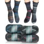 "Pro Lana Sockenwolle Golden Socks Stretch Color ""Watzmann"""
