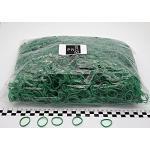 Progom - Gummibänder - 30(Ø20)mm x 1.7mm - grün - 1 kg beutel