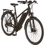 "Prophete E-Bike »ENTDECKER Trekking E-Bike 28""«, 10 Gang Shimano Shimano Deore Schaltwerk, Kettenschaltung, Mittelmotor 250 W"